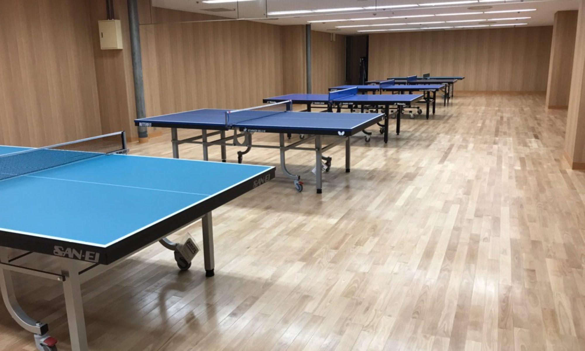 HPCジュニア卓球スクール